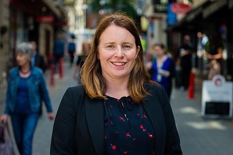 Principal Judith Harper